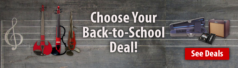 See Back to School Deals