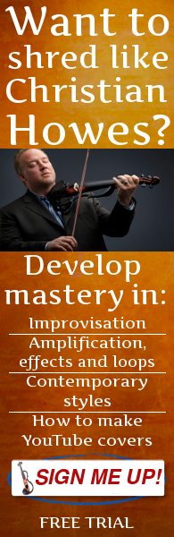 Creative Strings Academy FREE 3-day trial