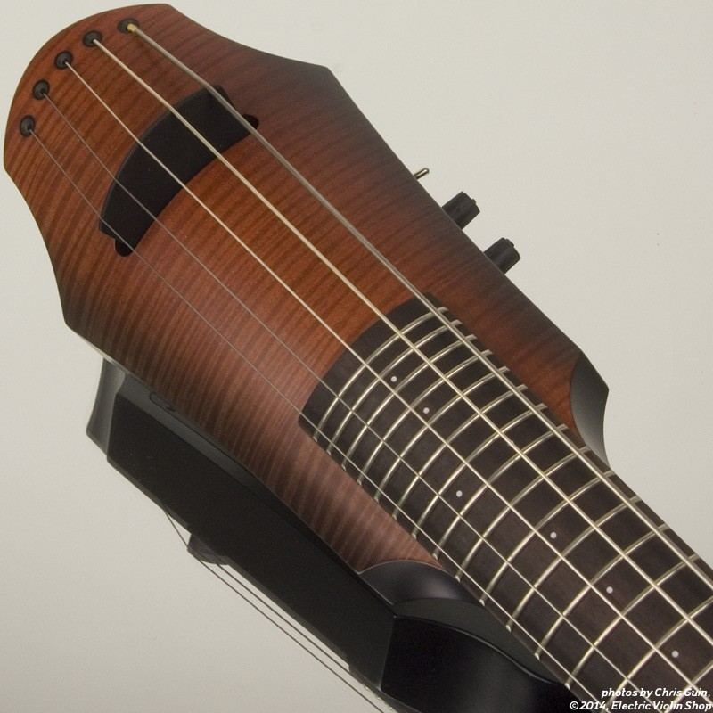 NS Design fretted NXT-5 cello