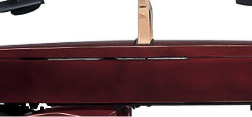 Yamaha cello pickup & resonating chamber