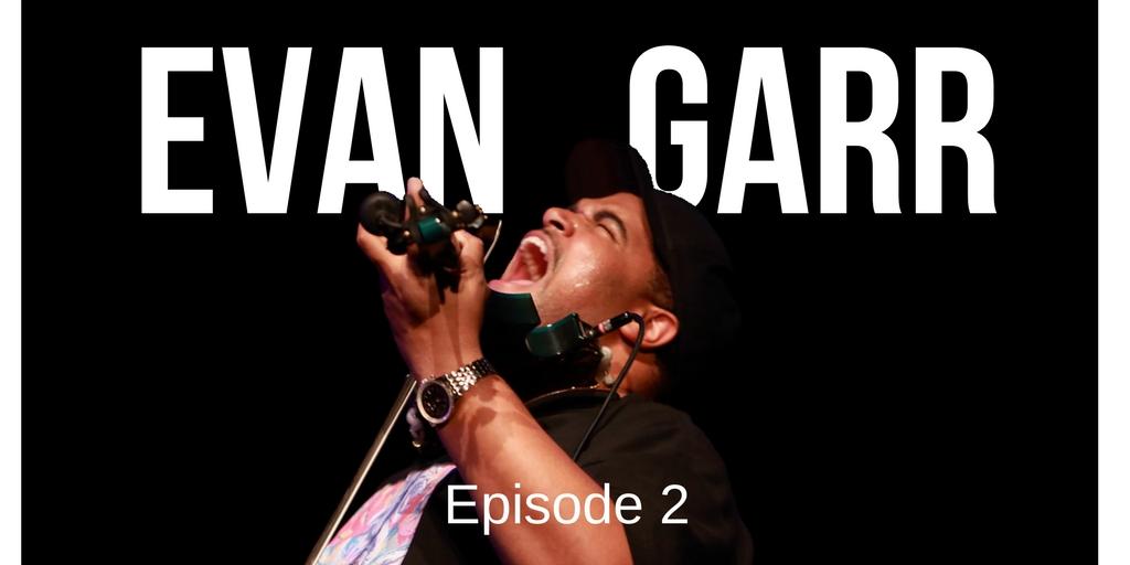 Rockstar Violinist podcast episode 2: Evan Garr interview
