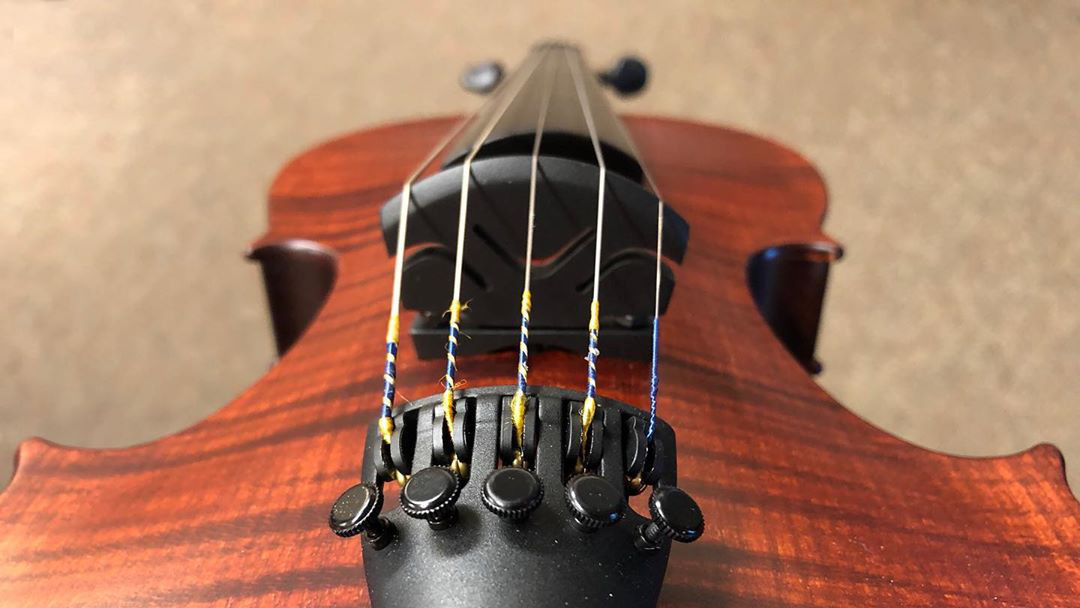 Transitioning From a 4-String to a 5-String Violin (and Back